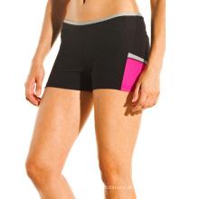 Atacado fitness desgaste, desgaste da aptidão das mulheres, Yoga Shorts (YG-54)