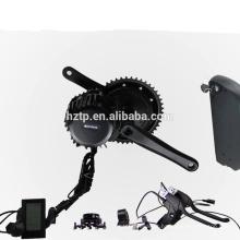 48 V 500 W 750 W Bafang 8fun BBS02 fácil montar kits de motor com 48 V 10Ah bateria para bicicletas motorizadas