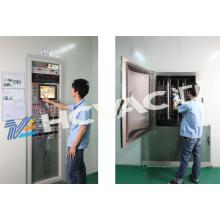Máquina de recubrimiento de PVD Magnetron Sputtering de frecuencia media para joyería Gold / Rose Gold / Black / Blue Coating