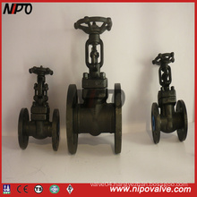 Flanged Forged Steel A105 Gate Valve