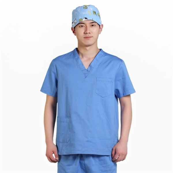 mens scrubs sets