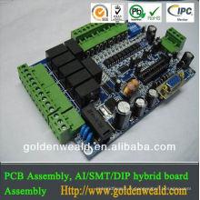 sociétés d'assemblage de circuits imprimés Amplificateur audio pcba et services de fabrication électronique