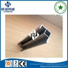 Profil de laminage à froid de haute qualité utilisé pour le cadre de l'armoire