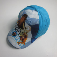 Custom High Quality Patent Children Cap