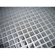 Grade moldada da fibra de vidro / grating cinzenta de FRP / GRP