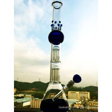 Enjoylife Hbking Smoking Waterpipe Mathematic Glasss Beaker Scientific Glass Water Pipe 420