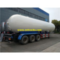 15000 Gallon 30MT Propano Transport Tanker Remolques