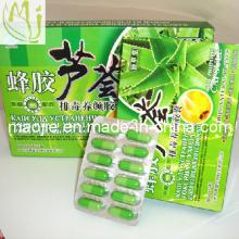 Aloe Propolis Detox Weight Loss Capsule, Slimming Botanical (MJ39)