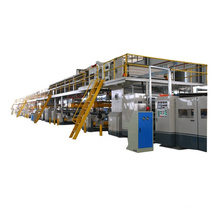 3ply Corrugated Cardboard Production Line 3/5/7ply Corrugated Cardboard Production Line for Carton Making Paper Carton Maching