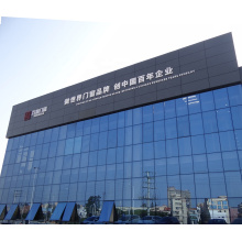 WANJIA High quality structural aluminum frame glass curtain walls