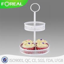 Новый дизайн двухуровневой Cupcake Стенд