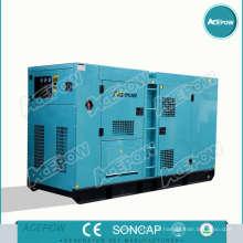 Generadores diesel de bajo ruido Ricardo 250kw / 300kVA