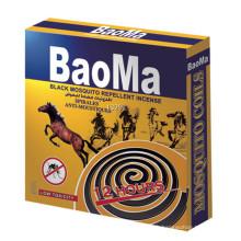 Encens Baoma Black Anti-Moustiques Spirales Anti-Moustiques (Original factory)