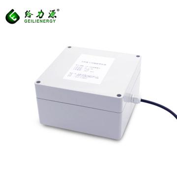 Baterías solares del banco de la batería de la energía solar de la energía solar del litio 12v 24v del ciclo profundo