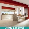 Mobília dos armários de cozinha da laca de Matt da galeria (AIS-K444)