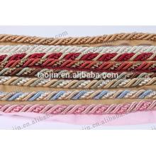 Home Textile Curtain Accessory Taojin Decorative Curtain Rope