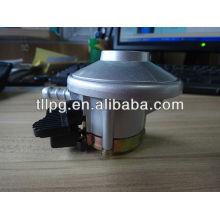 Adjustable valve pressure lpg gas regulator for Nigeria