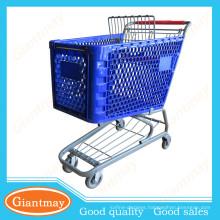 well design remarkable supermarket plastic cart