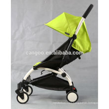 Fancy Simple Single Baby Jogger City Stroller with Multi Colors can easily folded to plane cabin