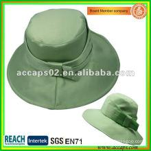 Fashion Girls Honeydew Outdoor Bucket Hats BH1203