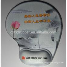heated wrist mouse pad, gel wrist mouse pad, custom gel mouse pads