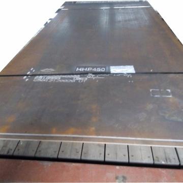 Placa de acero resistente al desgaste Hardox 500