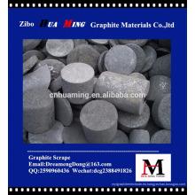 Chatarra de grafito EAF / LF para la venta caliente en China