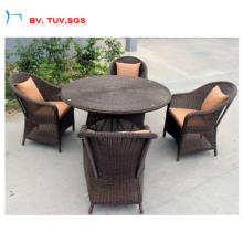 4PCS Seater Set Garden Dining Chair and Table (CF1271A)