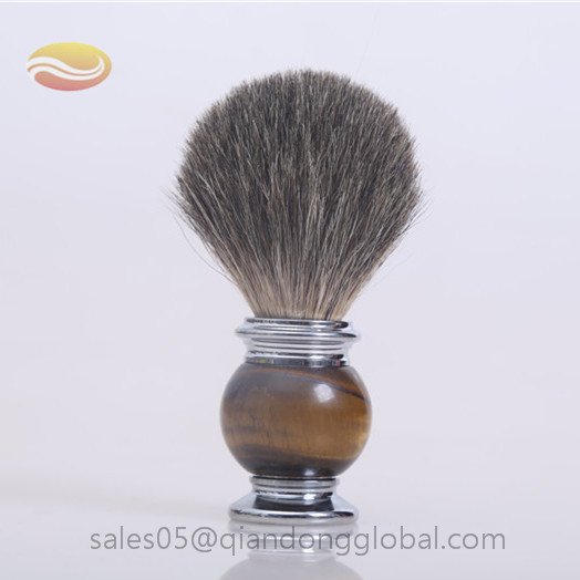 Jade Handle Shaving Brush