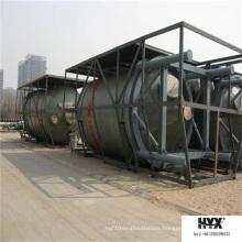 Dn500 to Dn25000mm Fiberglass Tank