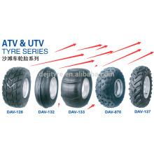 ATV pneu fabrication gros DOT 22 * 11 h 00-10 25 * 8-12