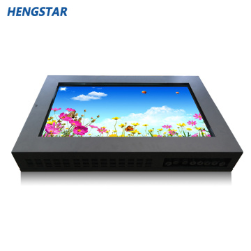 "84 ""Buiten LCD-monitor Digital Signage Player"