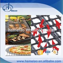 Teflon Non-stick BBQ Grill mesh Mat