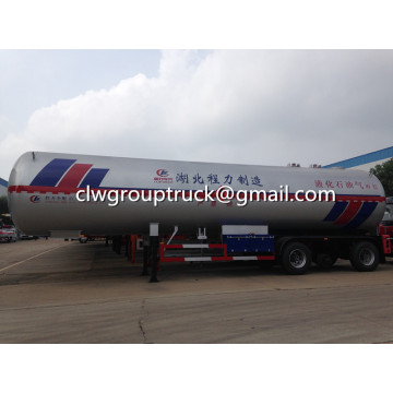 Semi-Trailers Container Container 25.1T LPG