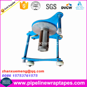 automatic wrapping machine for pe tape
