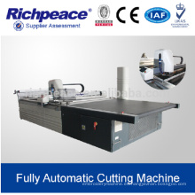 Richpeace Computerized máquina de corte completamente automática de la tela