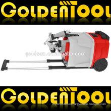 1200w Double Tube Trolley HVLP Floor Based Mini Power Paint Spray Metal Gun Portable Electric Painting Machine