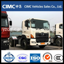 Hino 4X2 Tractor Truck/ 380 HP Tractor Head