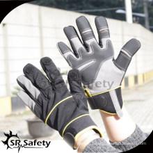 SRSAFETY 2015 рыболовные перчатки / гоночные перчатки / спортивные перчатки