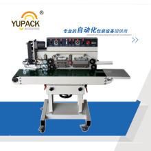 Высокоскоростной Горизонтальный Непрерывный Уплотнитель тепла с печатной лентой с горячей печатью
