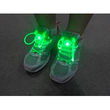 Metal Tip Ends 100% Cotton Flat Custom Hoodie Shoe Strings