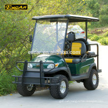 CE Approved 4 Seater Electric Mini Golf Car