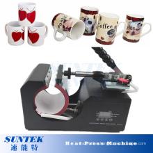 Digital Sublimation Single Mug Heat Press Machine for Cups