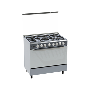 Freestanding Gas Cooker at Oven