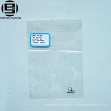 Pequeño bolso plástico 100% biodegradable del bopp de la aduana para embalar con alta calidad
