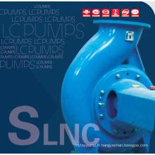 Rang nouveau et large de pompes centrifuges