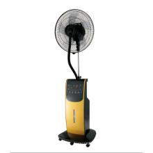 Brume ventilateur eau ventilateur humidificateur ventilateur Air Cooler Fan