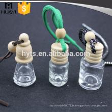 vente chaude suspendus diffuseur parfum bouteille voiture