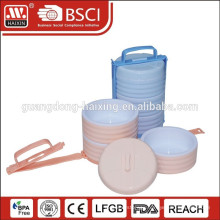 Plastic Lunch Food Box(3 Layer)