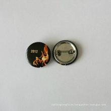 Insignia de la lata del botón, insignia de la insignia de la impresión (HY-MKT-0022)